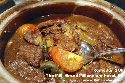 Ramadan buffet - The Mill, Grand Millennium Hotel-15