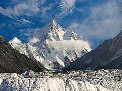 k2 from concordia , PAKISTAN (TARIQ HAMEED SULEMANI) Tags: pakistan tourism trekking canon hiking north concordia k2 tariq northernpakistan skardu sulemani hushay jahanian ghandoghoro askolay