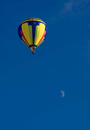 Jumping over the moon - Levis - Quebec City