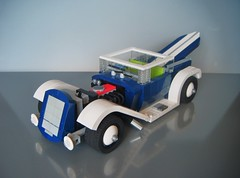 (J0n4th4n D3rk53n) Tags: hot ford lego awesome hotrod rod