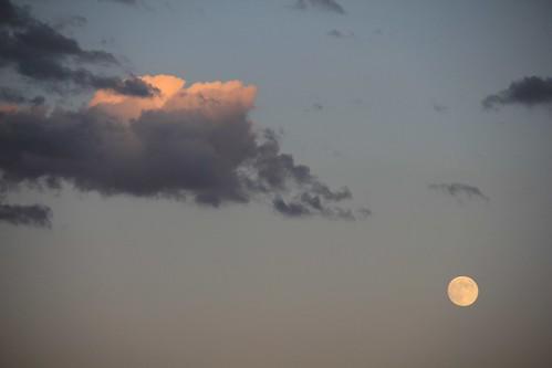 Full Moon over Boulder