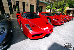 Singapore Sling (celsydney) Tags: cars singapore automotive ferrari collection enzo spotted carbon exclusive zonda exotics f40 f50 pagani zondaf f512m tommiegoh corsarosso