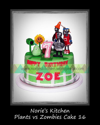 Norie's Kitchen - Plants vs Zombies 16 by Norie's Kitchen