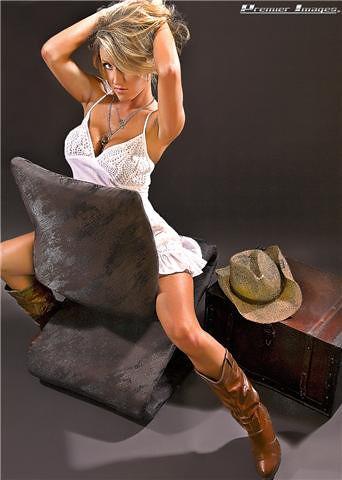 Amber Ryan by Top Models Weekly