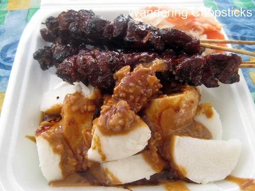 Pondok Kaki Lima (Indonesian Street Food) - Duarte Inn - Duarte 4