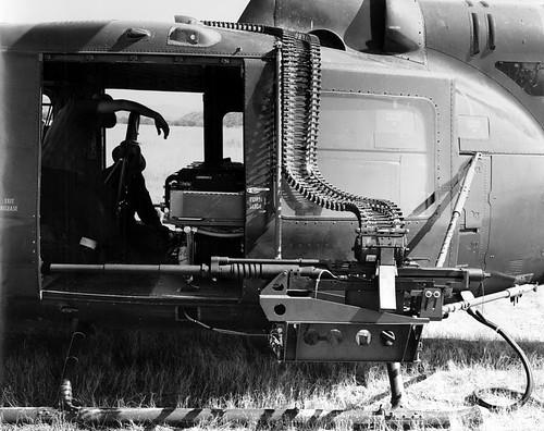 Boeing ACH-47A w M24A1 20 mm cannon