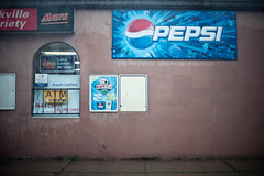 mars, pepsi and poker (< brian >) Tags: signs ontario building store random pepsi oakville kerrst