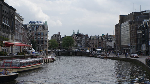 Amsterdam Canals by Mdrewe
