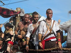 Street Parade 2011 - Zurich - hot pirates