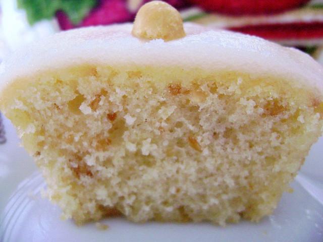 Cupcake de Amendoim