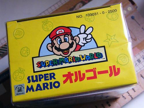 Super Mario オルゴール