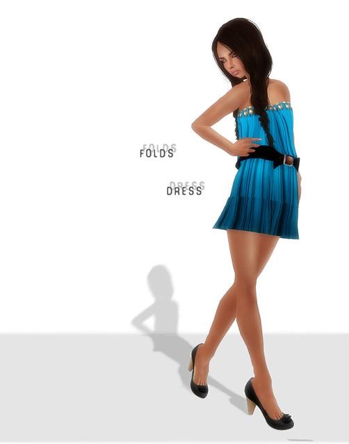 Folds Dress