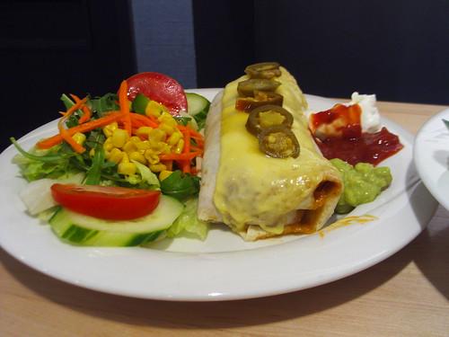 Berlín | Rosenburger | Burrito