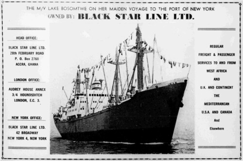 Black Star Ad