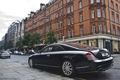 Maybach 57sc Coup by Xenatec (Raul Salinas) Tags: life street summer london cars car canon photography eos al amazing united july kingdom salinas raul 17 expensive thani limited edition 85 luxury coupe exclusive supercar qatar arabs maybach sloane 57sc 2011 eor 40d autogespot xenatec cruiseiro