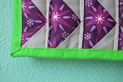 Detail: Binding