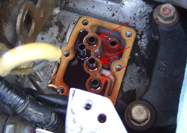 3rd and 4th Pressure Switch, WOOOWWWW - Honda Accord Forum