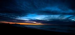 Early start at Narrabeen (Frankie Biltoft) Tags: ocean blue red sea sky cloud water sunrise canon surf sydney wave australia narrabeen