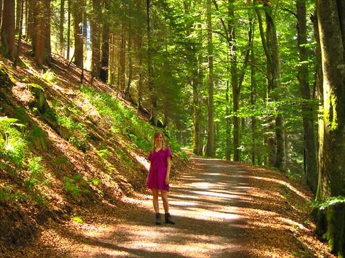 danalynn hiking titisee by Danalynn C