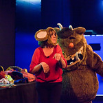 Julia Donaldson and The Gruffalo