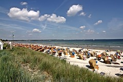 Scharbeutz / Germany / Beach