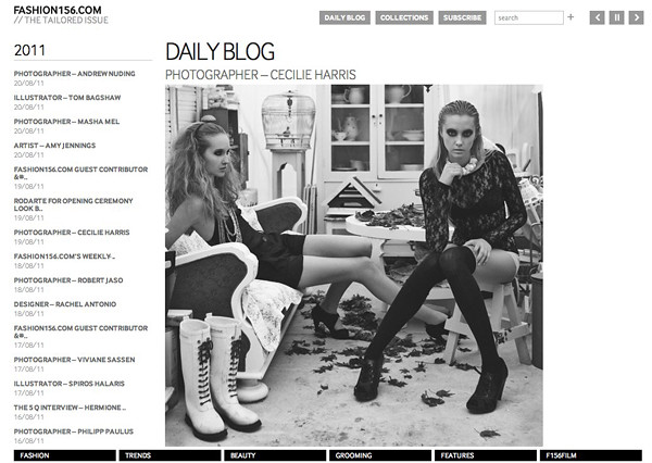 Feature on Fashion 156