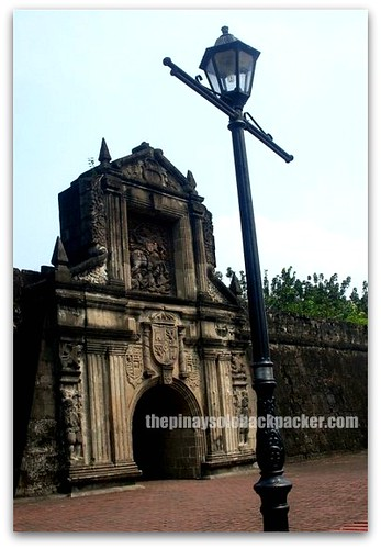 Fort Santiago photo