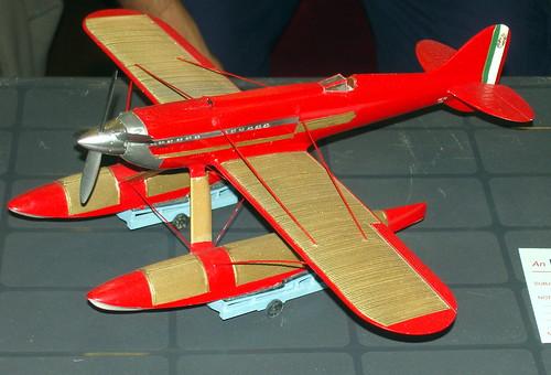 1/32 scale model Macchi M.C. 72