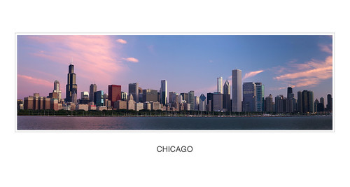 Chicago Panorama by Chadwick_Paul
