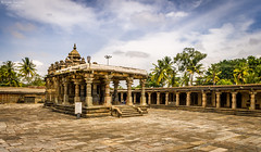 """Belur Temple • <a style=""""font-size:0.8em;"""" href=""""http://www.flickr.com/photos/41711332@N00/6072149682/"""" target=""""_blank"""">View on Flickr</a>"""