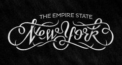 The Empire State (Coffee made me do it) Tags: newyork texture typography script serif theempirestate simonlander coffeemademedoit