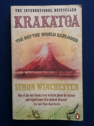 Books: Krakatoa