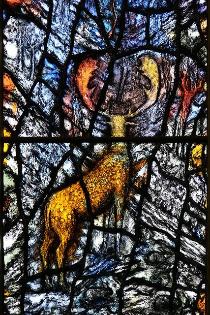 Detail Millennium window