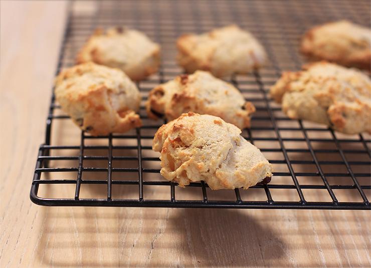 Rock Cake Recipe Low Sugar: Chocolate Chip Rock Buns Recipe