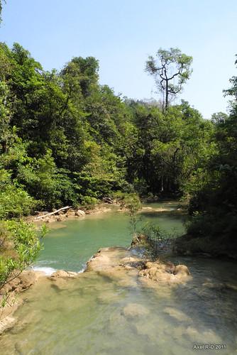 Um Phang : Thi Lo Su Waterfall