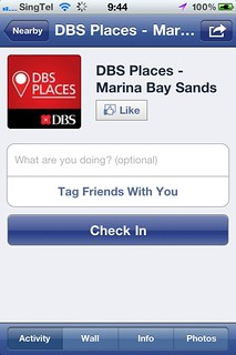 DBS Places