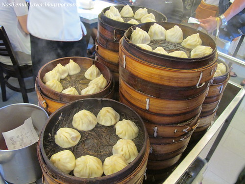 Nanxiang steamed dumplings, Shanghai China