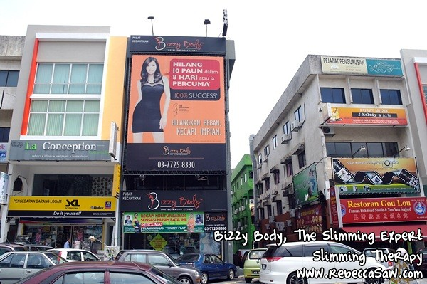 Bizzybody - the slimming expert - Slimming Therapy (1)