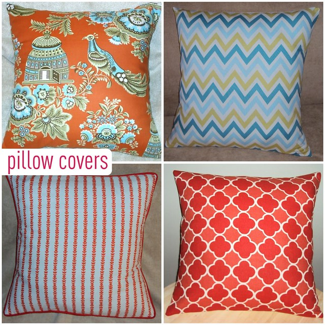 diy pillow collage