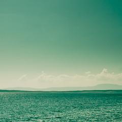 bliss (Krešimir) Tags: sea sky seascape 6x6 clouds canon square croatia coastline