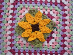This is a gorgeous Flower Square!