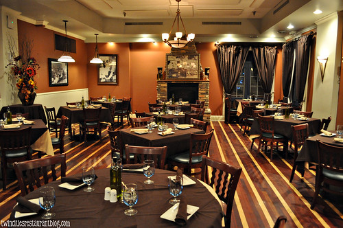 Private Dining Room at Santorini Taverna ~ Eden Prairie, MN