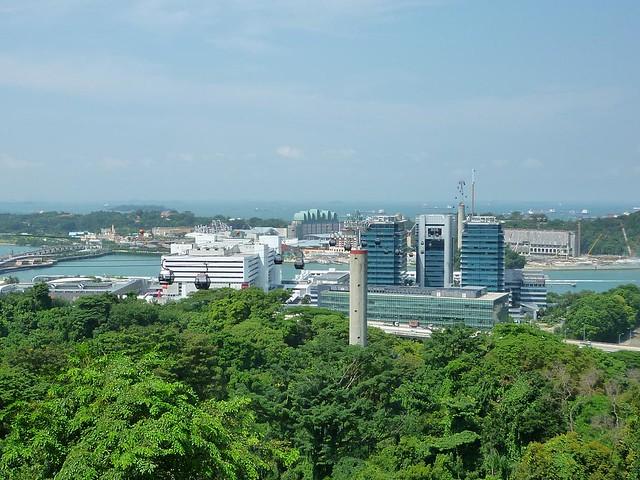ティオンバルと午後の市内観光(シンガポール発のオプショナルツアー)