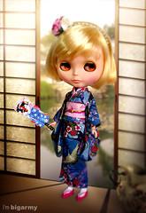 Anya, Japanese Girl.