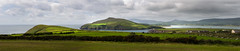 View on Carhoo Hill (Jan-Kees de Meester) Tags: county ireland panorama irish tower de island bay republic view dingle eire kerry celtic isle emerald gaelic irlande eiland ierland keltisch meester jankees iers eask carhoo easktower carhoohill