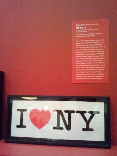 I (L) NY