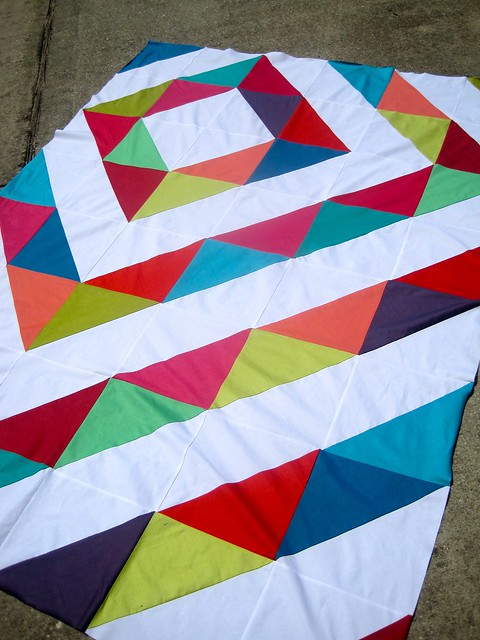 Cross Your Fingers Quilt