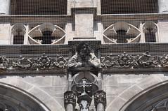 Munich - Rathaus Little Face