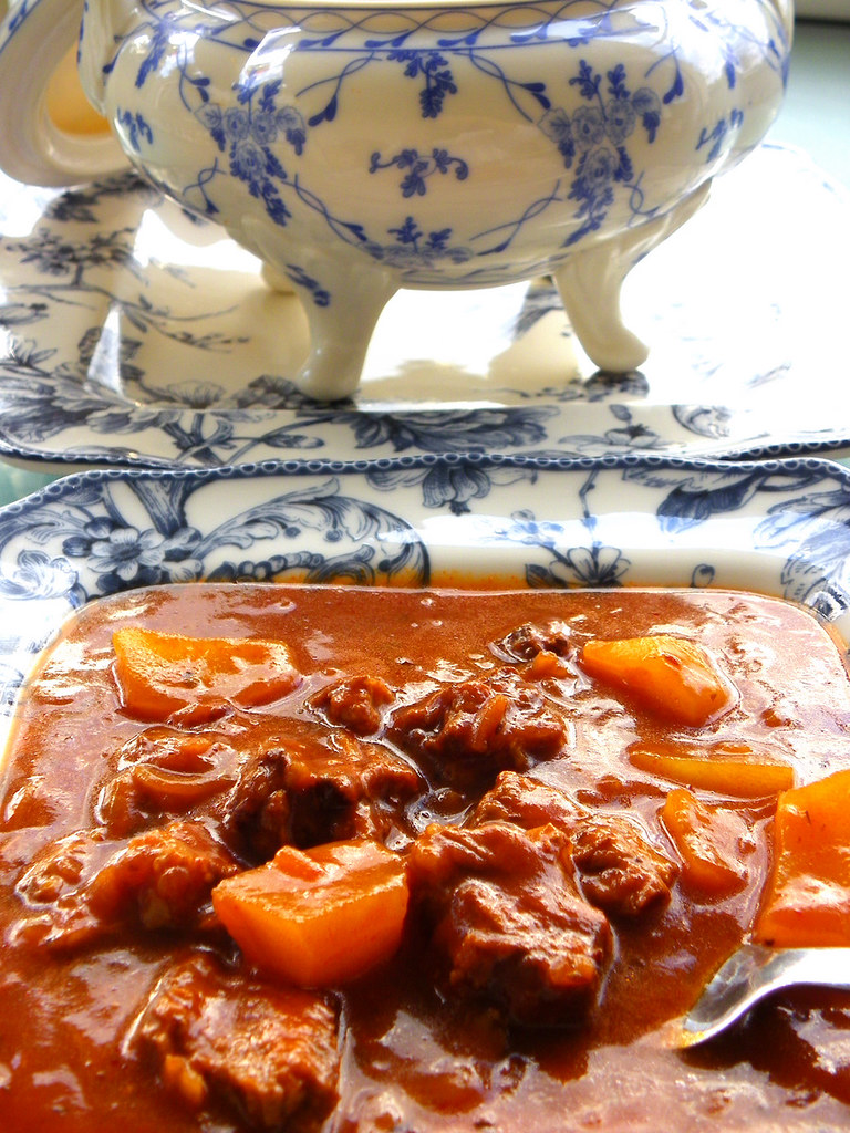 A Simple Beef Stew