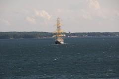 Tallships (jptoivon) Tags: sea sailing baltic sail tallship meri itmeri sailingship 2011 tallshiprace airisto purjehdus purje purjelaiva